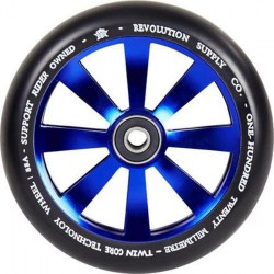 Колесо Revolution Twin Core Blue 110mm